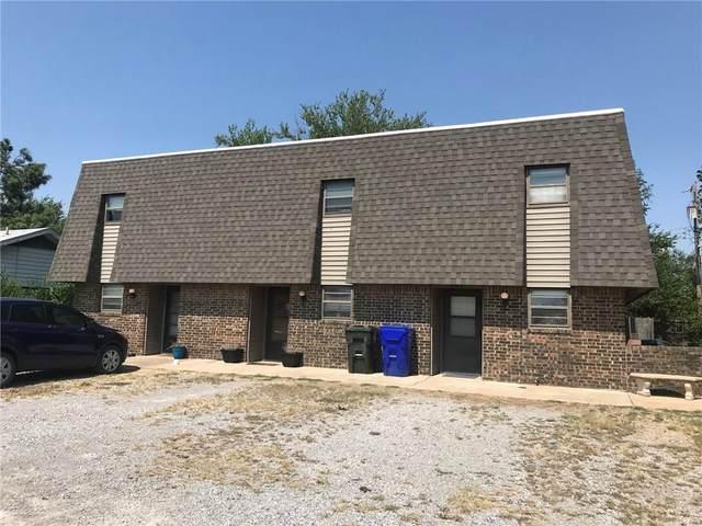 205 W Acres Street #209, Norman, OK 73069 (MLS #975180) :: Erhardt Group