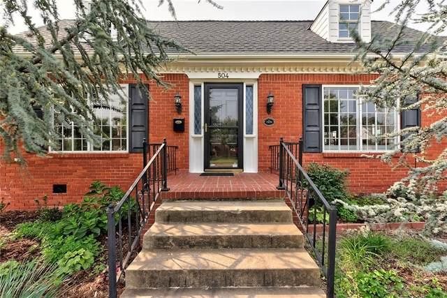 504 NW 42nd Street, Oklahoma City, OK 73118 (MLS #975181) :: Meraki Real Estate