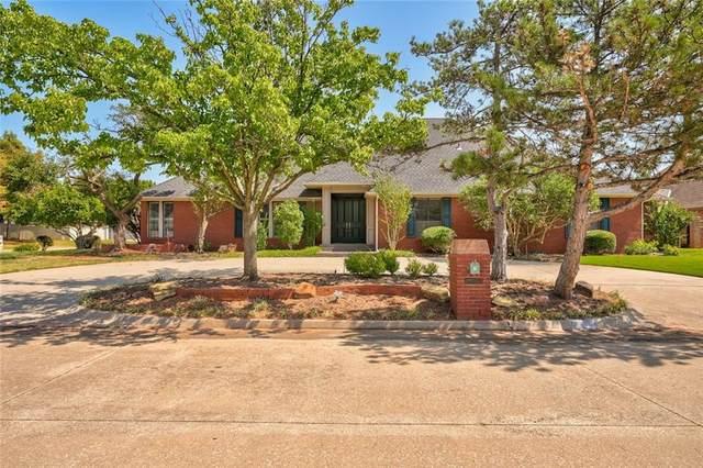 12812 Castlerock Court, Oklahoma City, OK 73142 (MLS #975187) :: Maven Real Estate