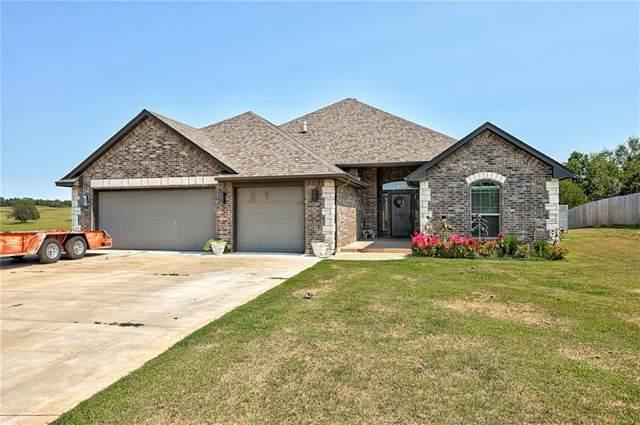 7000 Ridge Manor Lane, Oklahoma City, OK 73150 (MLS #975191) :: KG Realty