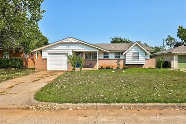 628 N Dallas Avenue, Moore, OK 73160 (MLS #975248) :: Meraki Real Estate