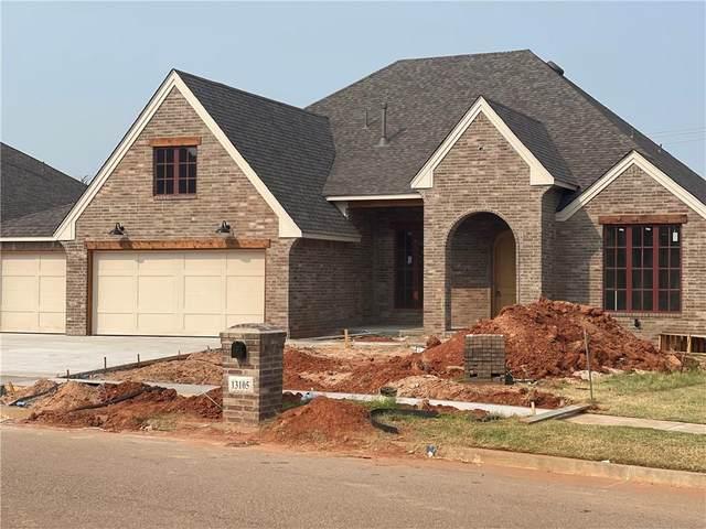 13105 Knight Island Drive, Oklahoma City, OK 73142 (MLS #975260) :: Meraki Real Estate
