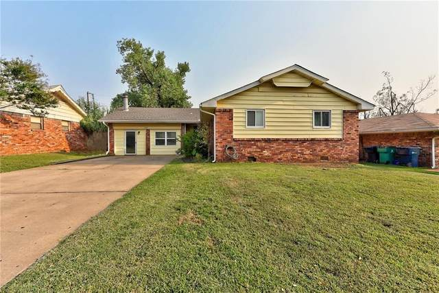 1805 NE 53rd Street, Oklahoma City, OK 73111 (MLS #975291) :: Meraki Real Estate