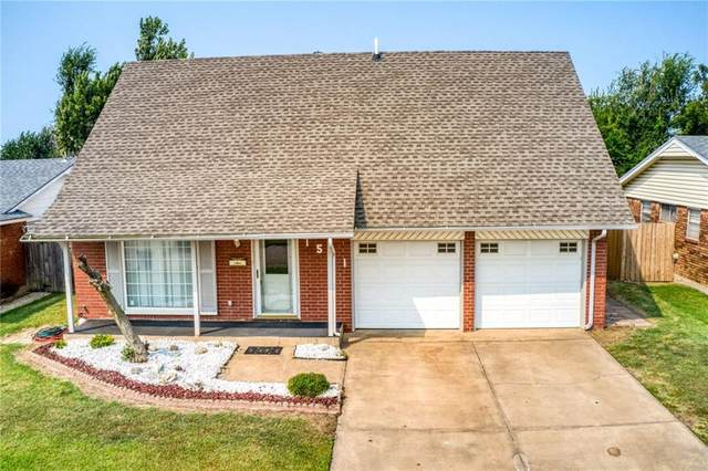 1501 Sunrise Drive, Moore, OK 73160 (MLS #975292) :: Sold by Shanna- 525 Realty Group