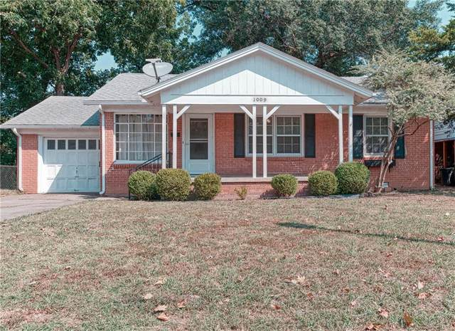 1009 Idaho Street, Norman, OK 73071 (MLS #975293) :: Sold by Shanna- 525 Realty Group