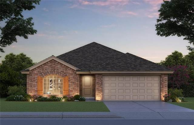 10492 Turtle Back Drive, Midwest City, OK 73130 (MLS #975296) :: The UB Home Team at Whittington Realty