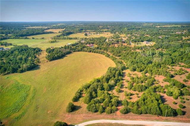 21515 N Triple X Lot 3 Road, Luther, OK 73054 (MLS #975316) :: The UB Home Team at Whittington Realty