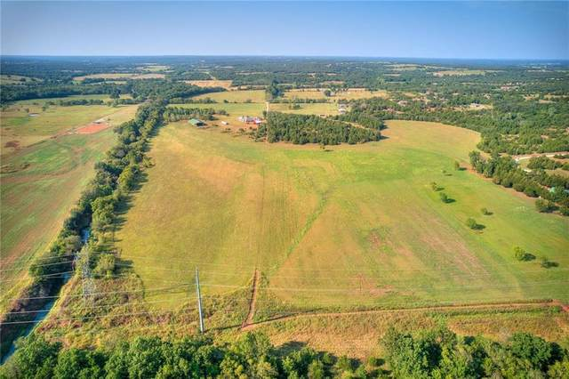 21515 N Triple X Lot 1,2,4 Road, Luther, OK 73054 (MLS #975318) :: The UB Home Team at Whittington Realty