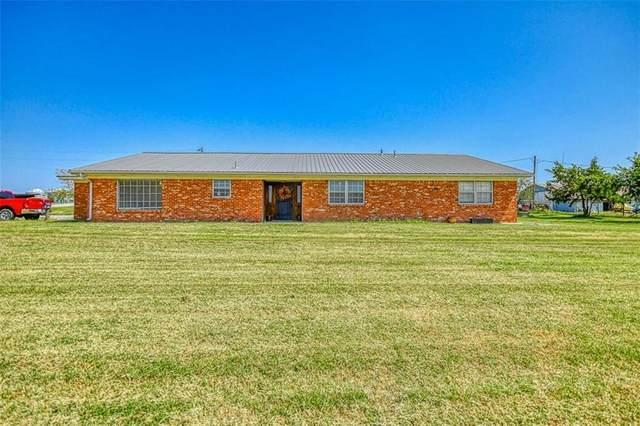 3949 County Street 2820, Rush Springs, OK 73082 (MLS #975344) :: Meraki Real Estate