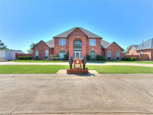 2112 Dansmere Avenue, Oklahoma City, OK 73170 (MLS #975356) :: Keller Williams Realty Elite
