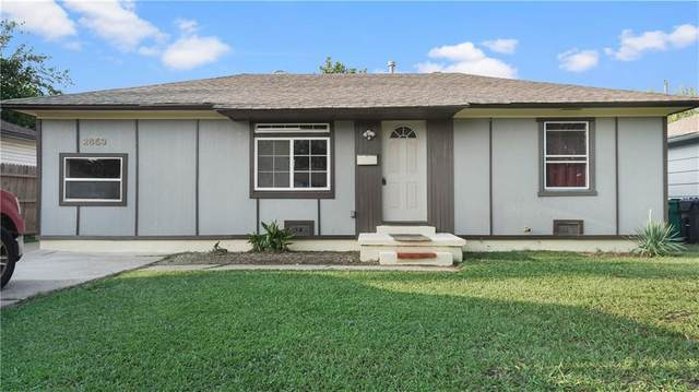 2653 SW 45th Street, Oklahoma City, OK 73119 (MLS #975383) :: The UB Home Team at Whittington Realty