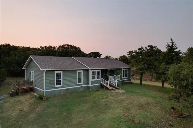 13701 Jennie Lane, Arcadia, OK 73007 (MLS #975394) :: Sold by Shanna- 525 Realty Group