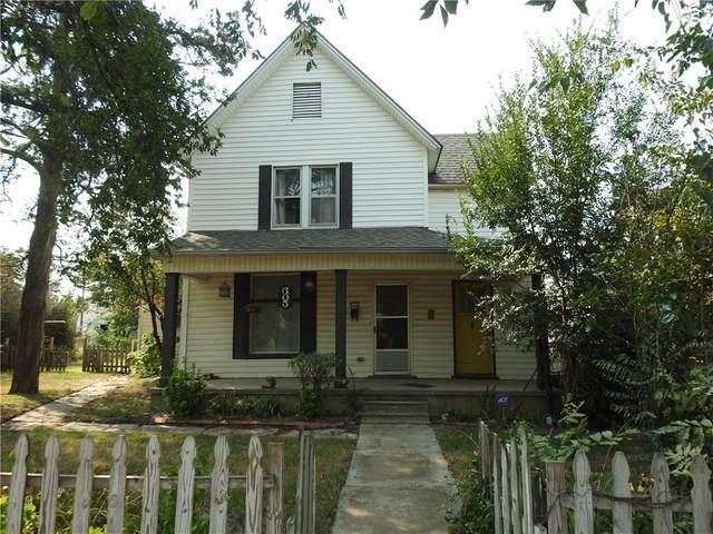 605 E Mansur Avenue, Guthrie, OK 73044 (MLS #975414) :: Meraki Real Estate