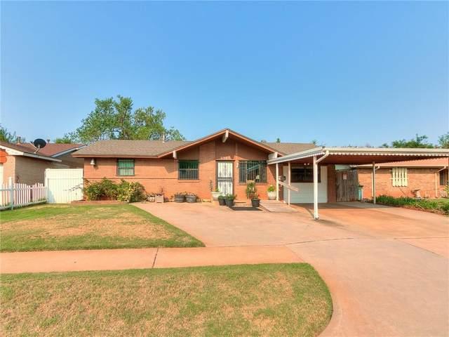 5305 Foster Drive, Oklahoma City, OK 73135 (MLS #975418) :: Keller Williams Realty Elite