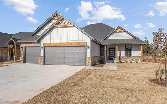 809 E Barajas Terrace, Mustang, OK 73064 (MLS #975429) :: Maven Real Estate