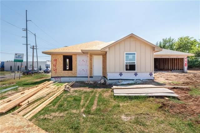 944 NE 30th Street, Oklahoma City, OK 73105 (MLS #975432) :: KG Realty