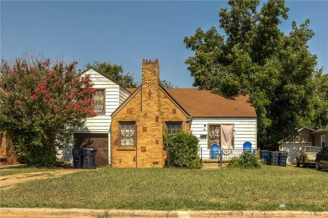 2039 NW 33 Street, Oklahoma City, OK 73118 (MLS #975445) :: Erhardt Group
