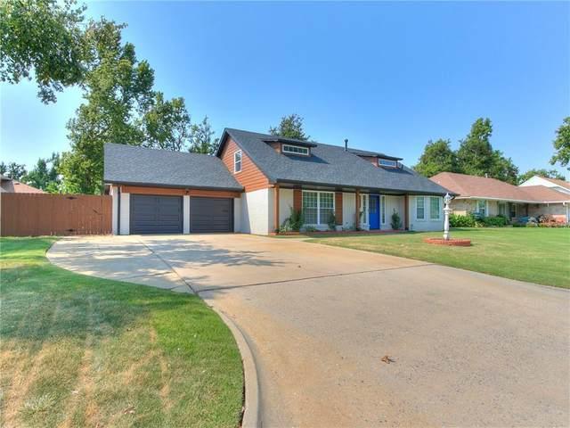 2905 N Sterling Avenue, Oklahoma City, OK 73127 (MLS #975450) :: Keller Williams Realty Elite