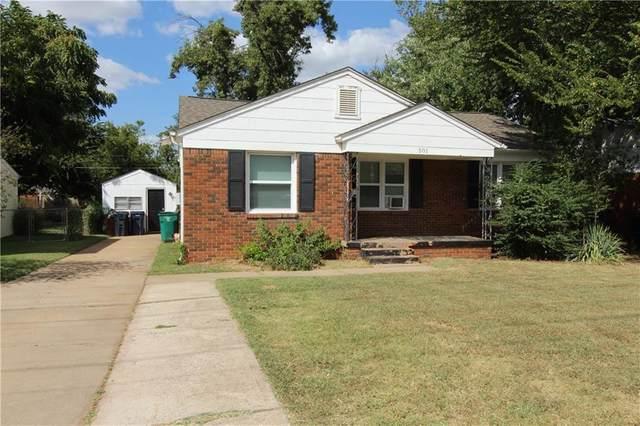 501 NW 50th Street, Oklahoma City, OK 73118 (MLS #975452) :: KG Realty