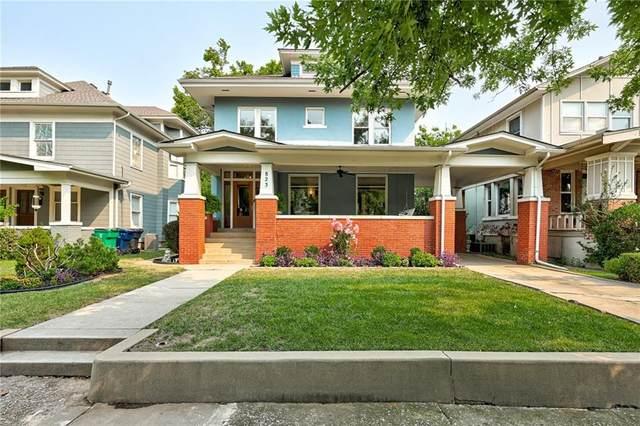 823 NW 17th Street, Oklahoma City, OK 73106 (MLS #975458) :: Erhardt Group