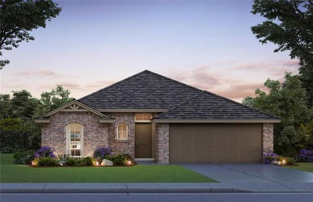 10512 Cattail Drive, Midwest City, OK 73130 (MLS #975508) :: The UB Home Team at Whittington Realty
