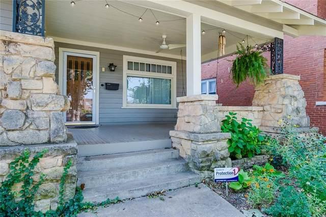 612 NW 20 Street, Oklahoma City, OK 73103 (MLS #975513) :: Erhardt Group
