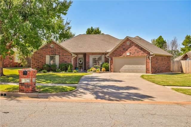 16001 Hardwick Road, Edmond, OK 73013 (MLS #975578) :: Sold by Shanna- 525 Realty Group