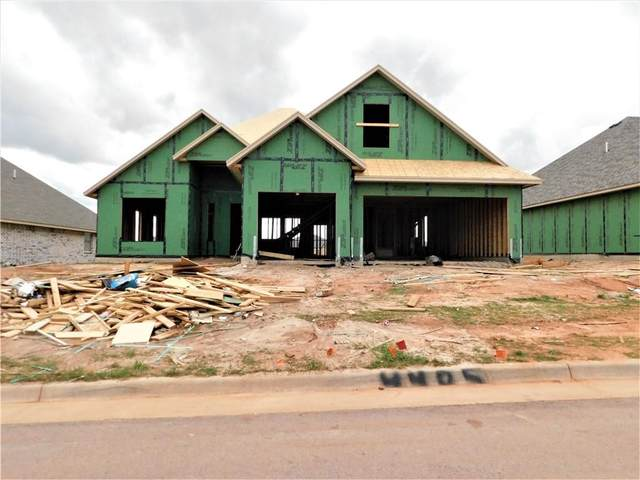 4405 Silver Maple Way, Oklahoma City, OK 73179 (MLS #975610) :: Maven Real Estate