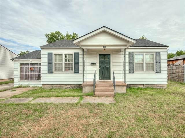 203 E Dale Street, Norman, OK 73069 (MLS #975617) :: Erhardt Group