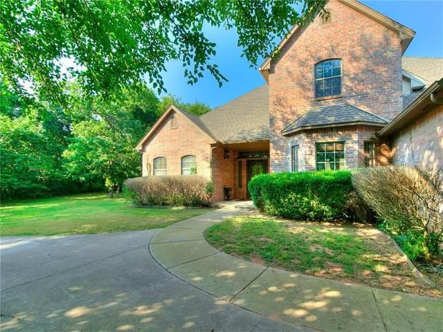 4216 Canaan Creek Road, Edmond, OK 73034 (MLS #975641) :: KG Realty
