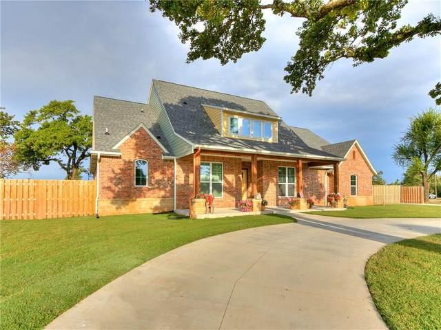 715 S Friendly Road, Oklahoma City, OK 73130 (MLS #975647) :: Erhardt Group