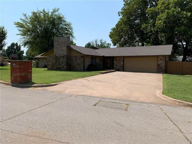 1811 Brookside Drive, Purcell, OK 73080 (MLS #975648) :: Erhardt Group
