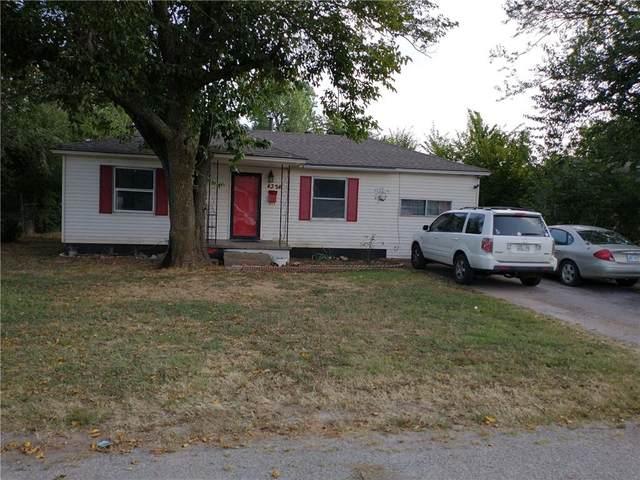 4324 SE 40th Street, Del City, OK 73115 (MLS #975666) :: Meraki Real Estate