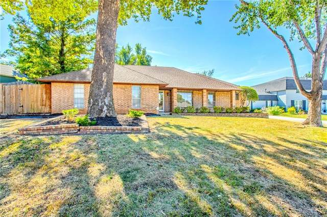 11001 Blue Sage Road, Oklahoma City, OK 73120 (MLS #975685) :: ClearPoint Realty