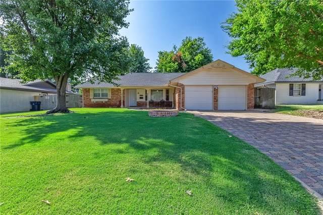 4712 NW 59th Street, Oklahoma City, OK 73122 (MLS #975696) :: Meraki Real Estate