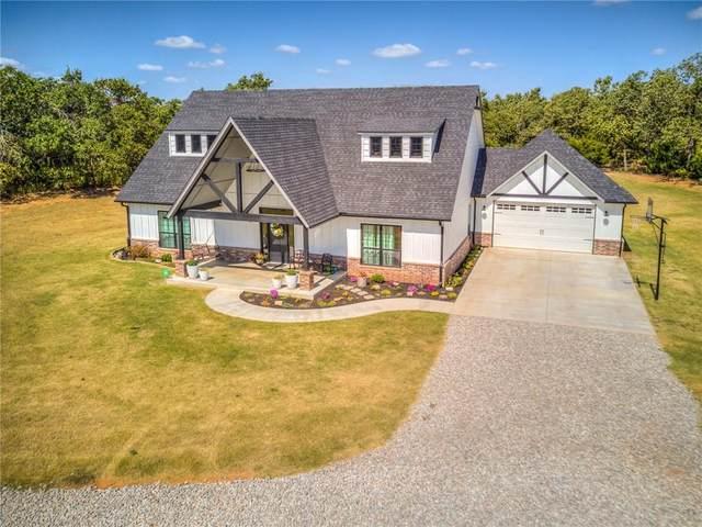 27580 Hershal Smith Road, Blanchard, OK 73010 (MLS #975727) :: Meraki Real Estate