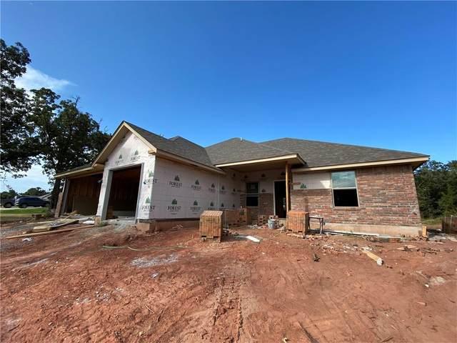 9643 Country Side Lane, Guthrie, OK 73044 (MLS #975746) :: Meraki Real Estate