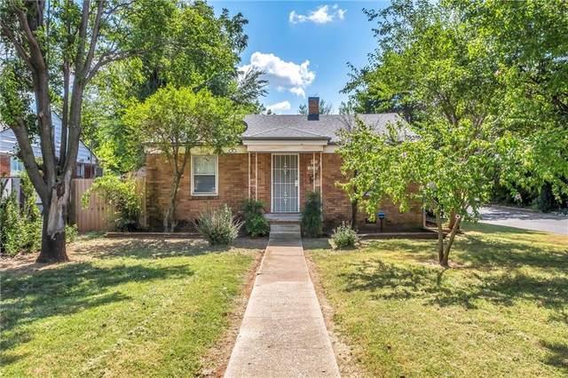 1832 NW 31st Street, Oklahoma City, OK 73118 (MLS #975757) :: Erhardt Group