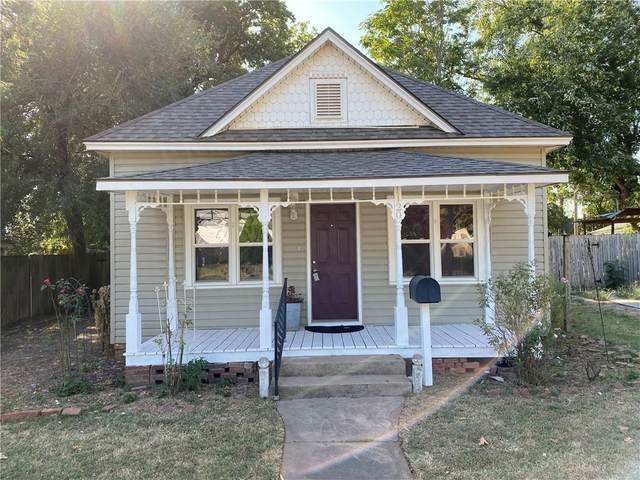 1120 S Lewis Street, Stillwater, OK 74074 (MLS #975766) :: Meraki Real Estate