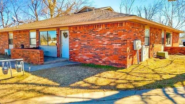 210 NW North Street, Minco, OK 73059 (MLS #975777) :: Erhardt Group