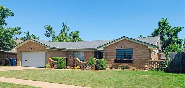 101 SW 98th Street, Oklahoma City, OK 73139 (MLS #975818) :: Erhardt Group