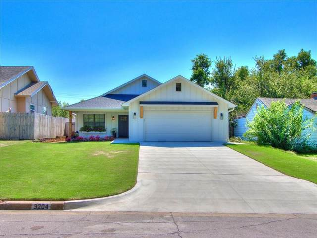 3204 NW 30th Street, Oklahoma City, OK 73120 (MLS #975821) :: Maven Real Estate