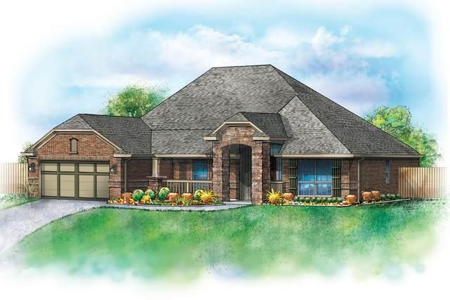2512 Post Oak Road, Choctaw, OK 73020 (MLS #975843) :: The UB Home Team at Whittington Realty