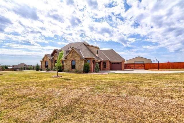8300 SW 105 Street, Oklahoma City, OK 73173 (MLS #975846) :: Homestead & Co