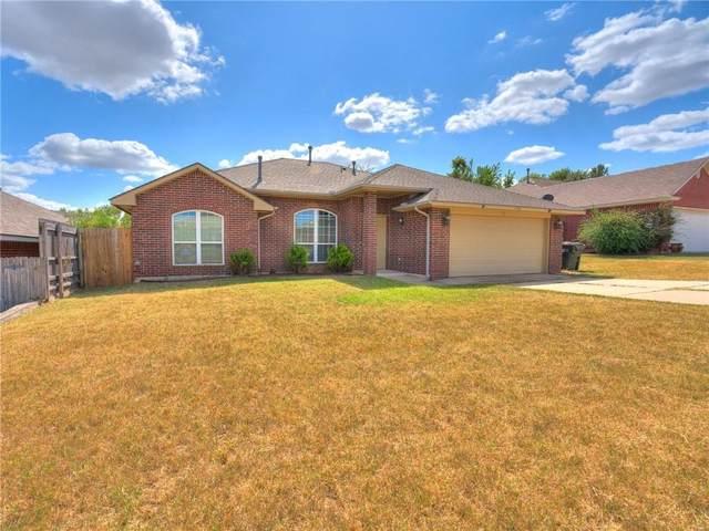 1324 Teakwood Drive, Norman, OK 73071 (MLS #975855) :: Erhardt Group