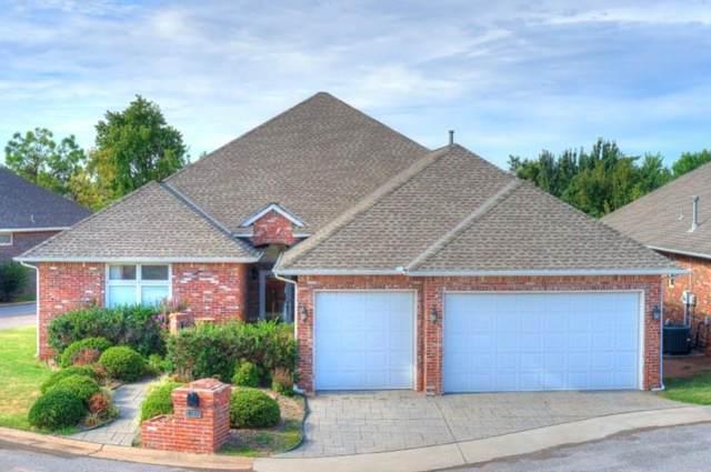 13201 Dawson Circle, Oklahoma City, OK 73142 (MLS #975866) :: Keller Williams Realty Elite