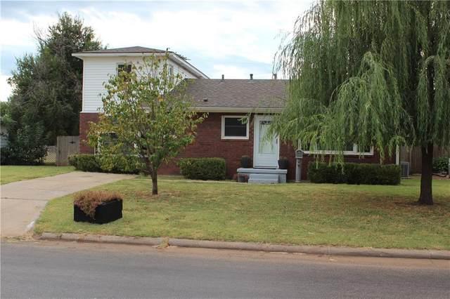 1140 Hickory Street, Altus, OK 73521 (MLS #975910) :: Erhardt Group