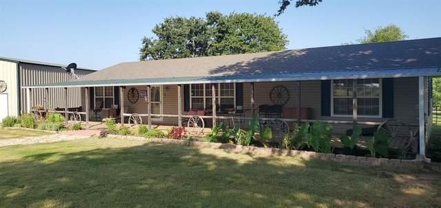 41973 E County Road 1620, Wynnewood, OK 73098 (MLS #975946) :: 580 Realty