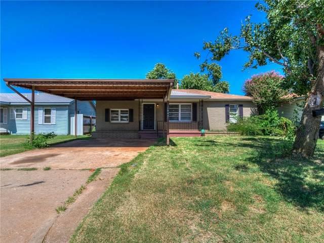 1339 SE 39th Street, Oklahoma City, OK 73129 (MLS #975949) :: The UB Home Team at Whittington Realty