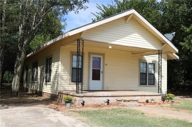 611 Buddy Hudson Court, Purcell, OK 73080 (MLS #975958) :: Meraki Real Estate